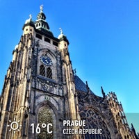 10/18/2012 tarihinde iichunziyaretçi tarafından Aziz Vitus Katedrali'de çekilen fotoğraf