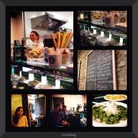 10/25/2013 tarihinde iichunziyaretçi tarafından Pasta Imperiale'de çekilen fotoğraf
