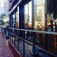 Photo taken at TOM N TOMS COFFEE by By_ S. on 11/12/2014