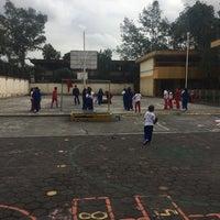 Photo taken at Escuela Primaria Librado Rivera by RUDY M. on 9/27/2016