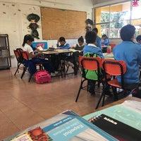Photo taken at Escuela Primaria Librado Rivera by RUDY M. on 10/4/2016
