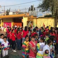 Photo taken at Escuela Primaria Librado Rivera by RUDY M. on 5/9/2017