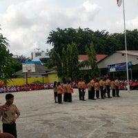Photo taken at SMA Negeri 2 Medan by Naufal B. on 7/20/2016