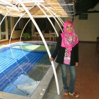 Photo taken at Lovender Guest House & Resto by Anita R. on 9/26/2016