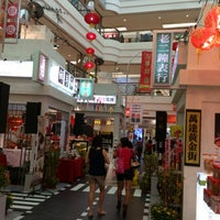 Photo taken at 1 Utama Shopping Centre (Old Wing) by Nicole l. on 2/17/2013