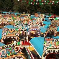 Photo taken at Xochimilco by Karina O. on 2/2/2013