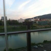 Photo taken at Hotel City Maribor by Dejan Z. on 5/21/2013