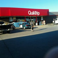 Photo taken at QuikTrip by Bonsey on 6/7/2013