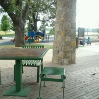 Photo taken at River Parks-41st Street Plaza by Bonsey on 7/14/2013
