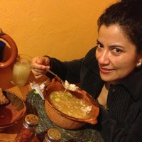 Photo taken at Pozole Estilo Guerrero by Gonzalo H. on 11/23/2013