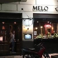 Foto scattata a Melo Restaurant da Liz K. il 12/7/2017