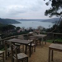 Photo taken at Çam Vadisi Cafe by Volkan U. on 2/17/2013