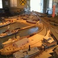Photo taken at Tiburon Railroad & Ferry Depot Museum by Travis Z. on 10/10/2013