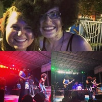 Photo taken at Festival Hall by Lindsey E. on 7/25/2015