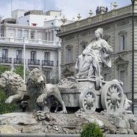 Photo taken at Madrid by Aitsa M. on 5/25/2013