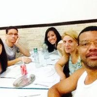 Photo taken at Restaurante e Pizzaria Dema Joe by Uinguiston N. on 12/28/2014