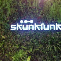 Photo taken at Skunkfunk Store Barcelona by Sergei V. on 3/15/2013