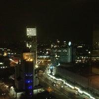 Photo taken at Puro Sky Lounge by J John K. on 2/15/2013