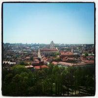 Photo taken at Vilnius by Pierre P. on 5/9/2013