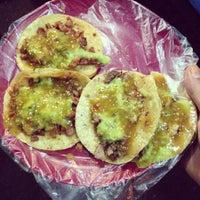 Photo taken at Tacos San Cayetano by Roke M. on 6/8/2013