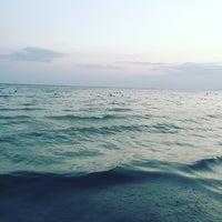 Photo taken at Esse Пляж by Petr N. on 8/4/2017
