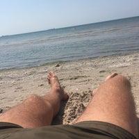 Photo taken at Esse Пляж by Petr N. on 8/8/2017