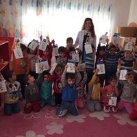 Photo taken at Antalya Büyükşehir Belediyesi Santral Aile Eğitim ve Sosyal Hizmet Merkezi by Ozge on 3/24/2015