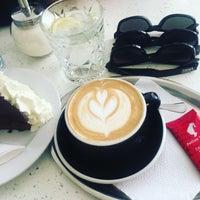 Photo taken at Café U Tří korunek by Jitka G. on 5/5/2018