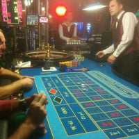 Photo taken at Casino Admiral by Harini on 10/11/2016