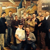Photo taken at Grey Sail Brewing of Rhode Island by Steve S. on 11/23/2013
