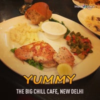 Photo taken at The Big Chill Cafe by Ashpreet K. on 5/16/2013