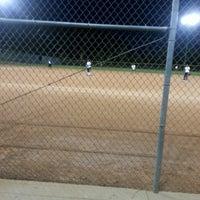 Photo taken at Carolyn Allen Sports Complex by Xavia J. on 7/17/2013