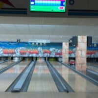 Photo taken at Bowling City by Anna O. on 4/13/2013
