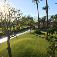 Photo taken at The Westin Mission Hills Resort Villas, Palm Springs by Michael R. on 12/15/2017