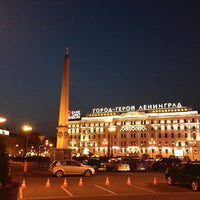 Снимок сделан в Московский вокзал пользователем Lizitta S. 7/9/2013