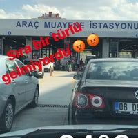 Photo taken at TÜVTÜRK Araç Muayene İstasyonu by Ömer D. on 7/17/2017