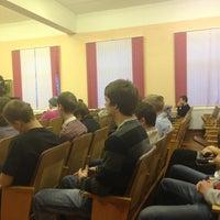 Photo taken at Школа #2 by Лера К. on 2/1/2013