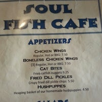 Photo taken at Soul Fish by Amy M. on 4/22/2013