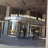 Photo taken at Dan Panorama Tel Aviv (דן פנורמה) by Rus T. on 2/3/2013