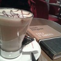 Photo taken at Caffé Metropol by Kristina D. on 1/22/2013
