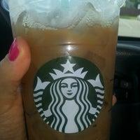 Photo taken at Starbucks by Stefany Q. on 7/17/2013