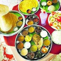 Photo taken at Vasudev Adiga's Foodline by Varshith A. on 1/22/2013