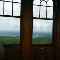 Photo taken at Heublein Tower Observation Deck by Varshith A. on 7/18/2015