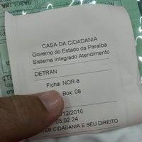 Photo taken at Casa da Cidadania by André U. on 12/28/2016