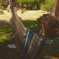 Photo taken at Hotel Dendrolivano Kefalonia by Aigli B. on 8/30/2015