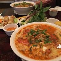 Photo taken at Saigon Cafe by Bebe L. on 1/3/2015