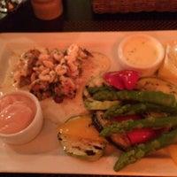 Снимок сделан в Repin Lounge Bar & Restaurant пользователем Ди Ш. 8/28/2014