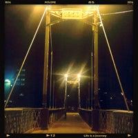 Photo taken at Банный мост by angstogram on 11/5/2012