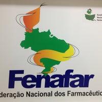 Photo taken at Fenafar by Adelir V. on 1/23/2013