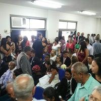Photo taken at Fórum João Mangabeira by Erley S. on 1/30/2014